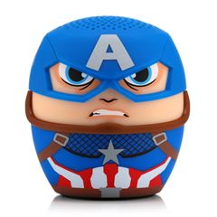 Bocina Bitty Boomers Bluetooth Capitan America - Sanborns