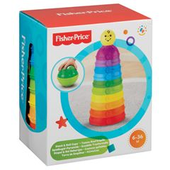 Piramide de Tazas Fisher Price E2 W4472 F-P - Sanborns