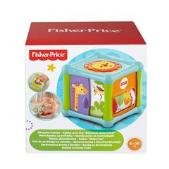 Juguete para Bebés Mattel Cubo Animalitos Divertidos Fisher-Price - Sanborns