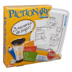 Games Pictionary Encuadre - Sanborns