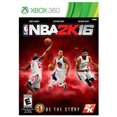 NBA 2K16 Xbox 360 - Sanborns