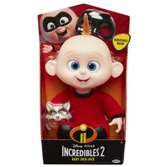 Increibles Fig de 12 Jack Jack W/ Rooted Hair - Sanborns