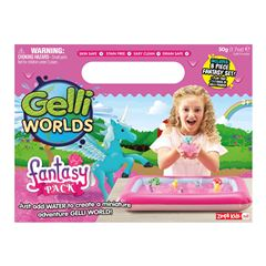 Gelli Worlds Fantasy Zimpli Kids - Sanborns