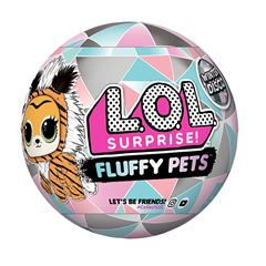 Muñeca Fluffy Pets LOL Surprise - Sanborns