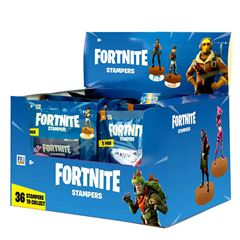 "Figura Fortnite ""Stampers"" - Sanborns"