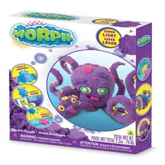 Masa Moldeable Morph Electric Purple - Sanborns