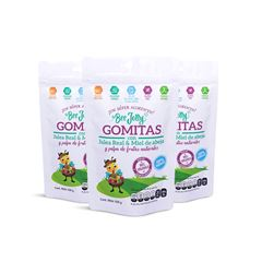 Bee Jolly Gomitas Frutas 100 gr - Sanborns