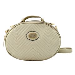 Bolsa Chatties cross body dorado - Sanborns