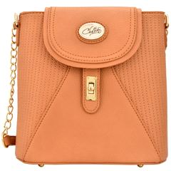 Bolsa  Chatties  Naranja - Sanborns