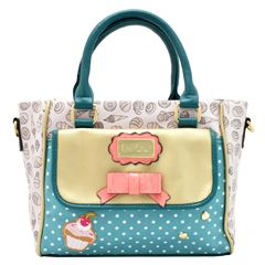 Bolso LuLu cross body azul - Sanborns