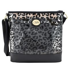 Bolso cross body Chatties negro - Sanborns