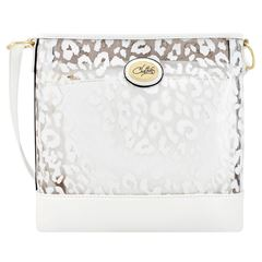 Bolso cross body Chatties blanco - Sanborns