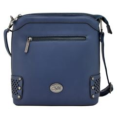 Bolsa Chatties Cross body azul marino - Sanborns