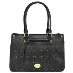 Bolsa Tote Negro Chatties - Sanborns