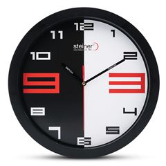 Reloj de Pared Steiner Bicolor 3356-YZ - Sanborns