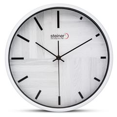 Reloj de Pared Steiner Blanco 3152-YZ - Sanborns