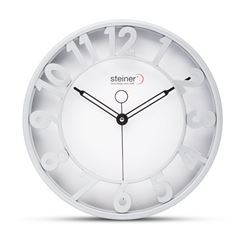 Reloj de Pared Steiner Blanco 3280-YZ - Sanborns
