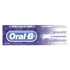 Pasta Dental Glamorus White Oral-B - Sanborns