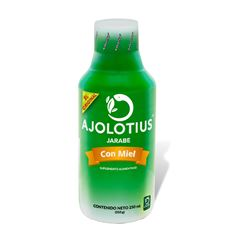 AJOLOTIUS JARABE ORIGINAL 250 ML - Sanborns