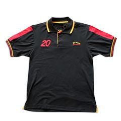 Playera tipo polo Pole Position Deutschland mediana - Sanborns