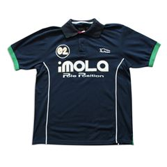 Playera tipo polo Pole Position Imola mediana - Sanborns