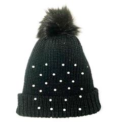 Gorro Tejido con Perlas Phi By Philosophy - Sanborns