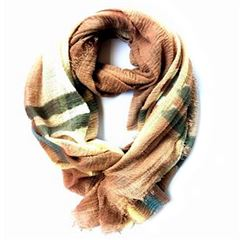 Pashmina con Estampado Multicolor Phi By Philosophy - Sanborns