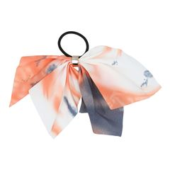 Set Banda y Coletero Tie Dye Naranja Phi By Philosophy Jr. - Sanborns