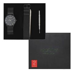 Reloj  Nine2Five para Caballero Negro - Sanborns