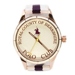Reloj Royal Polo Club APCI07MRBL Dama - Sanborns