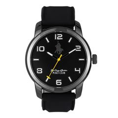 Reloj Royal Polo Club NAPCL07NGNG Caballero Color Negro - Sanborns