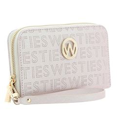 Cartera Westies oro claro - Sanborns