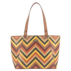 Bolso Nine West Tote Café Combinado - Sanborns