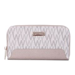 Bolso Westies Zip Around Color Plata - Sanborns