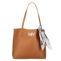 Bolso Westies tote tan - Sanborns