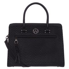 Bolso Westies satchel negro - Sanborns
