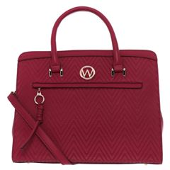 Bolso Westies satchel rojo - Sanborns