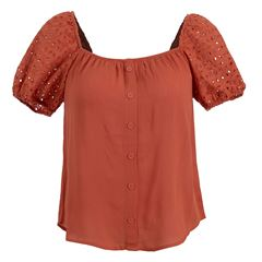Blusa con botones Philosophy Jr. Philosophy Jr. Para Dama - Sanborns