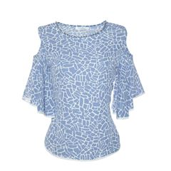 Blusa Estampada Philosophy Jr. Mediana - Sanborns