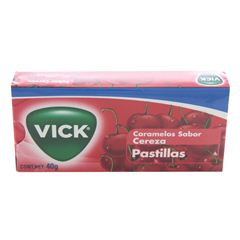 Vick Cereza 40 gr - Sanborns