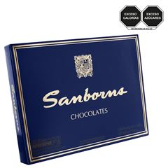 Caja Azul Sanborns Chocolates - Sanborns