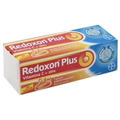 Redoxon Plus 10 Tabletas - Sanborns