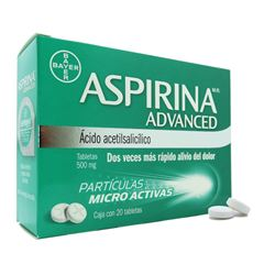 Aspirina Advanced - Sanborns