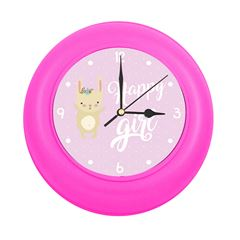 Reloj de Pared T-12 Girl Timco - Sanborns