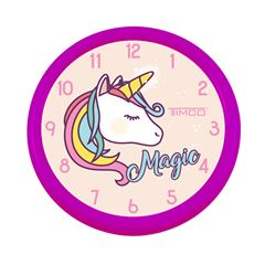 Reloj de Pared T-22 Magic Timco - Sanborns