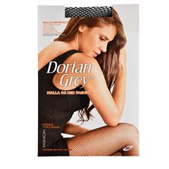 Pantimedia Dorian Grey Moda Fish Net Ex-Gde - Sanborns