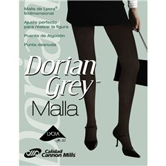Malla  Dorian Grey Gris Oxford Mediana - Sanborns