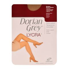 Pantimedia Dorian Grey Likra T. X-Grande Color Natural - Sanborns