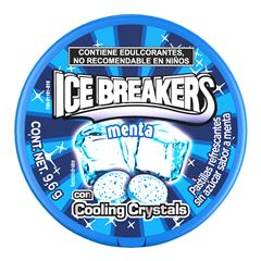 PASTILLAS ICE BREAKERS MENTA - Sanborns