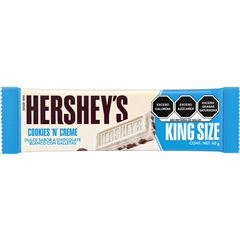 Hersheys Cookies And Creeme King Size 50 g - Sanborns